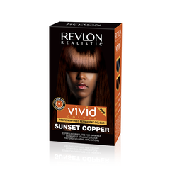 Revlon Realistic Vivid Colour Sunset Copper