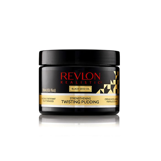 Revlon Realistic Black Seed Oil Twisting Pudding