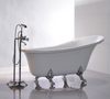 "Image of Legion Furniture 69"" White Acrylic Tub - No Faucet WE6310"