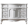 "Image of Virtu USA Norhaven 48"" Single Bathroom Vanity Cabinet ES-27048-CAB"