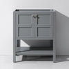 "Image of Virtu USA Winterfell 30"" Single Bathroom Vanity Cabinet ES-30030-CAB"