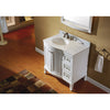 "Image of Virtu USA Khaleesi 36"" Single Bathroom Vanity Set ES-52036-WMRO"