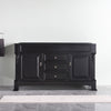 "Image of Virtu USA Huntshire 60"" Single/Double Bathroom Vanity Cabinet GD-4060-CAB"