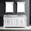 "Image of Virtu USA Huntshire 72"" Double Bathroom Vanity Set GD-4072-WMSQ"