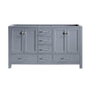 "Image of Virtu USA Caroline Avenue 60"" Double Bathroom Vanity Cabinet GD-50060-CAB"