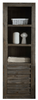 "Image of Legion Furniture 20"" Side Cabinet for WH84 in Brown WH8120"