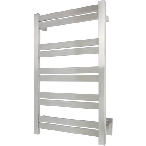 WarmlyYours Grande 10 Bars Hardwired Towel Warmer TWS6-GRD10BH
