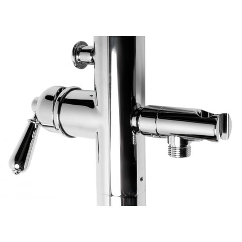 ALFI Brand Free Standing Floor Mounted Bath Tub Filler AB2553-BN
