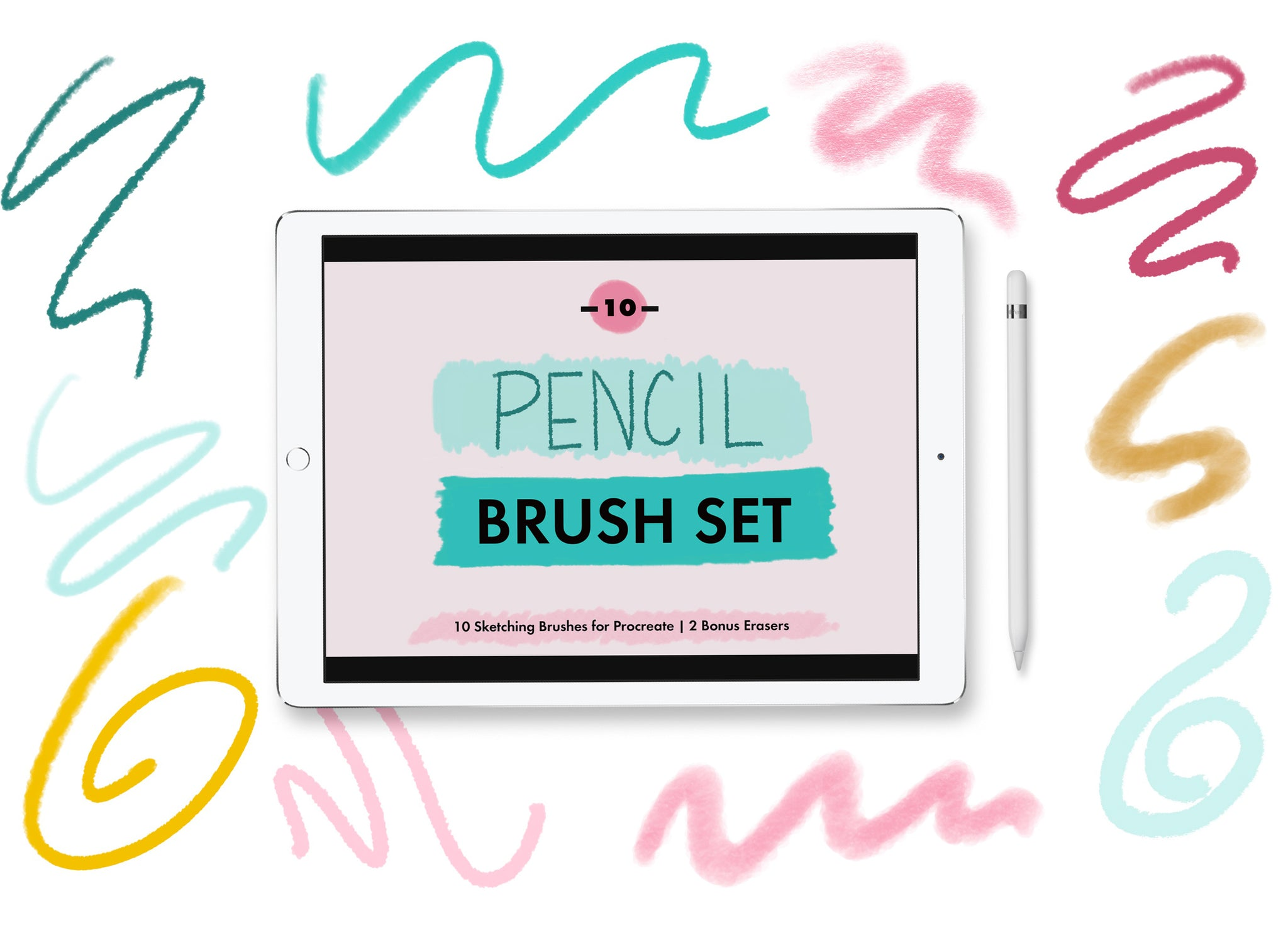 Procreate Pencil Brushes
