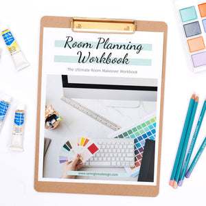 Room Planner Workbook