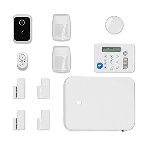LifeShield 13-Piece Easy, DIY Smart Home Security System - Optional 24/7 Monitoring - Alexa Compatible