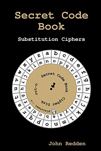Secret Code Book: Substitution Ciphers