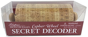Secret Decoder Wheel