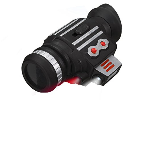 SpyX Power Scope - Powerful Monocular Spy Toy to See Up to 25 ft.