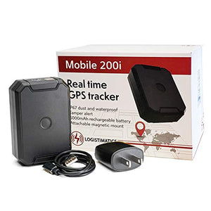 Mobile-200 GPS Tracker with Live Audio Monitoring