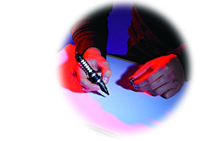 SpyX Invisible Ink Pen - Write and Read Invisible Messages