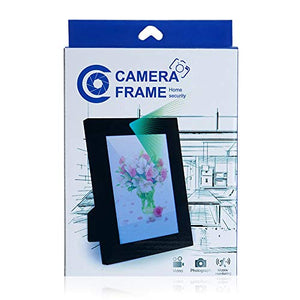 Hidden Nanny Camera Picture Frame Motion Activated Video Recorder with Photo Taking Function