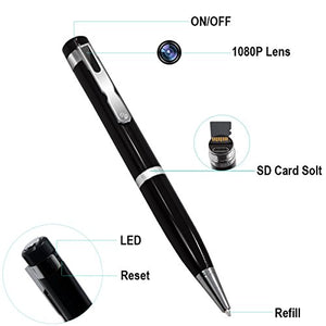 Hidden Camera Pen, HD 1080P