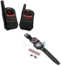 Load image into Gallery viewer, SpyX Walkie Talkies + Recon Watch - Double Agent Tool Set!