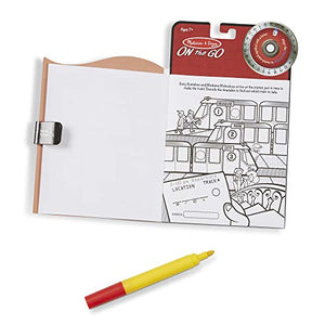 On the Go Secret Decoder Activity Books Set - 54 Games