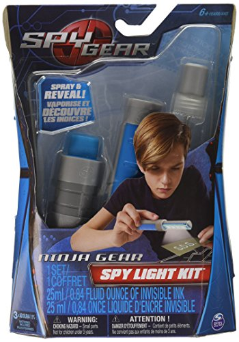 Spy Gear Spy Gear UV Gear Kit