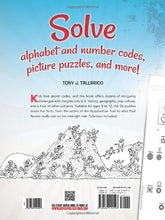 Load image into Gallery viewer, U.S.A. Secret Code Puzzles for Kids