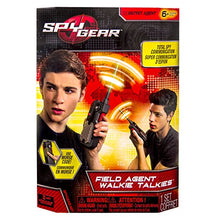 Load image into Gallery viewer, Spy Gear - Field Agent Walkie Talkies 2nd Edition