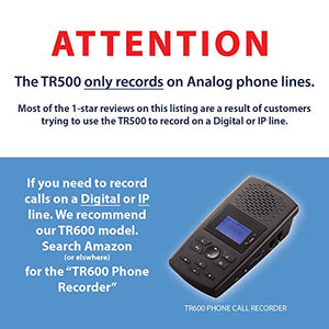 Landline Phone Call Recorder