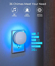 Load image into Gallery viewer, Magnetic Door Alarm Sensor for Home/Bussiness