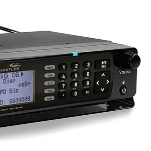 Whistler TRX-2 Desktop Digital Scanner