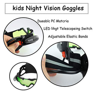 Spy Night Vision Goggles