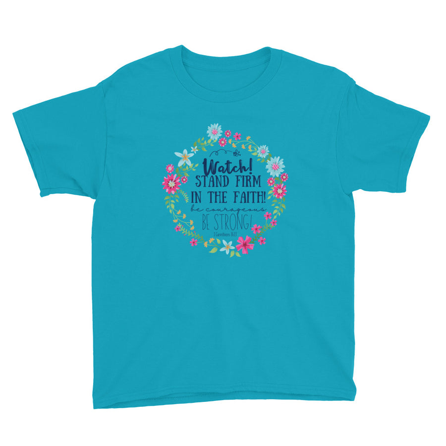 Be Courageous Super Soft Tee for Kids!