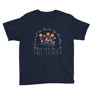 Bee-liever Super Soft Tee for Kids!