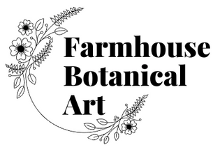 Farmhouse Botanical Art