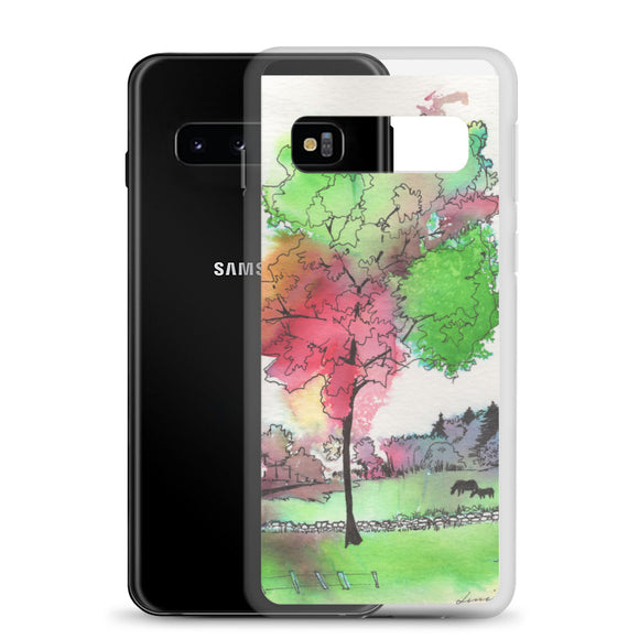 Peaceful Pasture Samsung Case