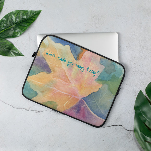 Maple Leaf Laptop Sleeve