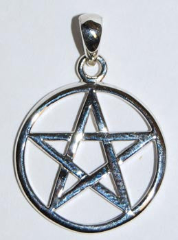 SS Interwoven Pentagram