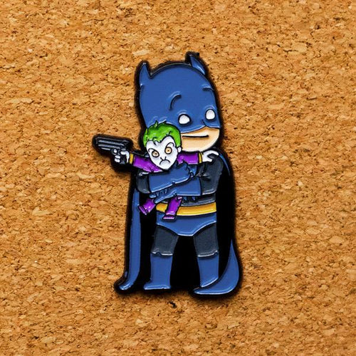 Batman Enamel Pin - Naolito