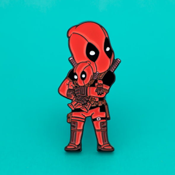 Deadpool - Enamel Pin - Naolito