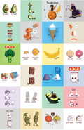 24 Postcards - Pack - Naolito