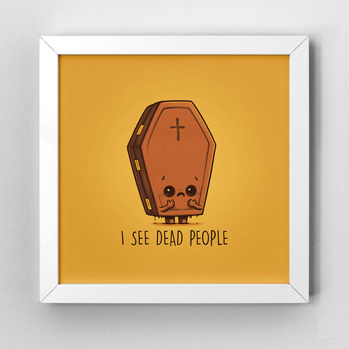 Dead People - Art Print - Naolito