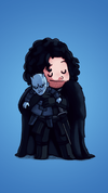 Jon Snow - Phone Case - Naolito