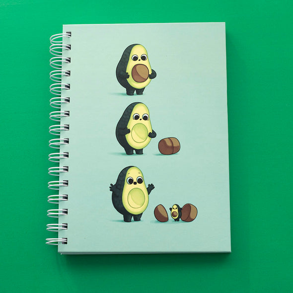 KINDEST SURPRISE - A5 Notebook - Naolito