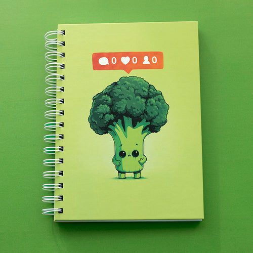 Nobody loves me - Notebook - Naolito