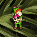 Peter Pan Enamel Pin - Naolito