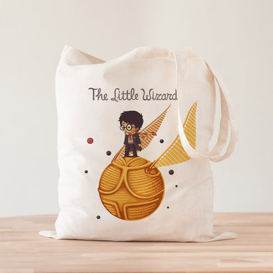 The Little Wizard - Tote Bag - Naolito