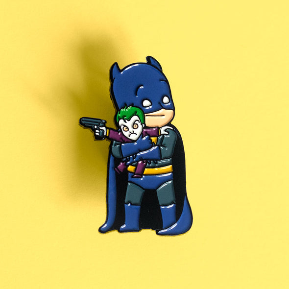 Batman - Enamel Pin - Naolito