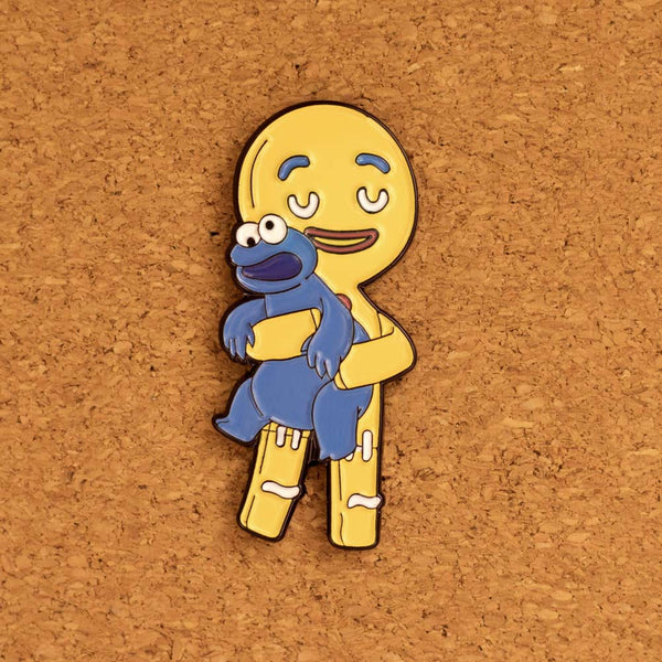 Cookie - Enamel Pin - Naolito