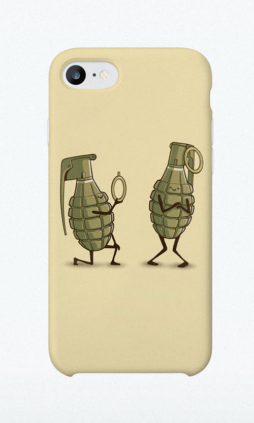 Dangerous Proposal - Phone Case - Naolito