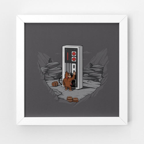 Dawn of Gaming - Art Print